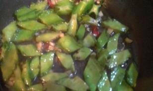 wings beans dish 1
