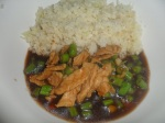 cauliflower-rice-pork-thai basil-recipe