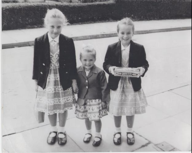 Carol, Tina and Fay