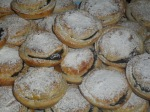christmas pies and puddings