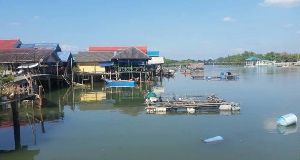 Bang Phut Sea Gypsy Village Phuket