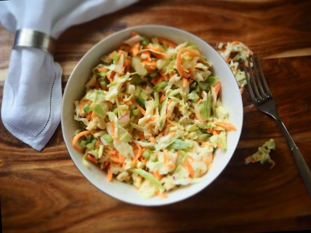 apples- white cabbage-carrots