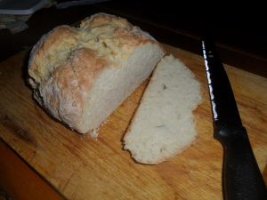 Homemade Buttermilk bread