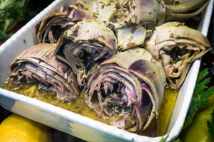 marinated-artichokes