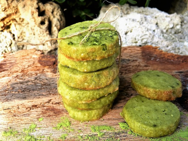 green match cookies