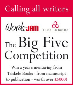 competition for writers - win a year's mentoring from manuscript to publication