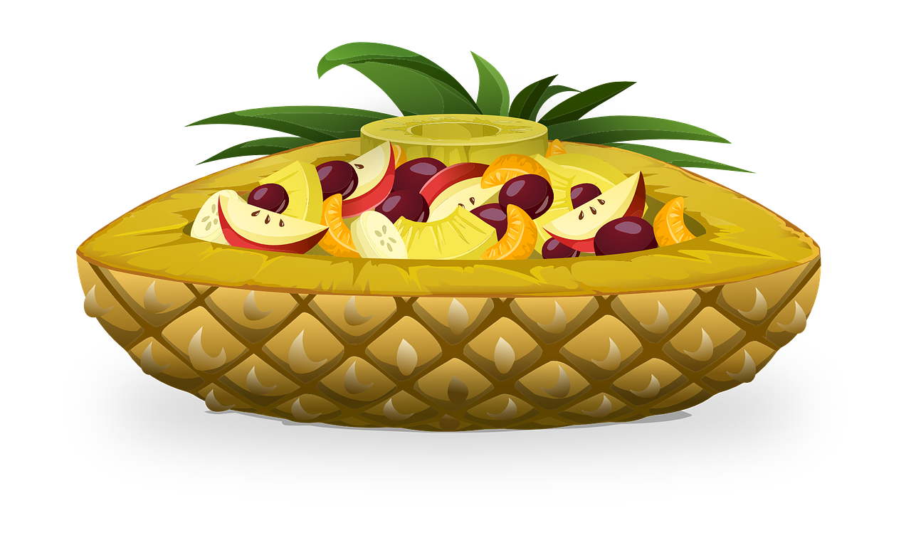 pineapple-boat-575802_1280