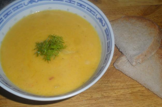 squash-pumpkin- soup
