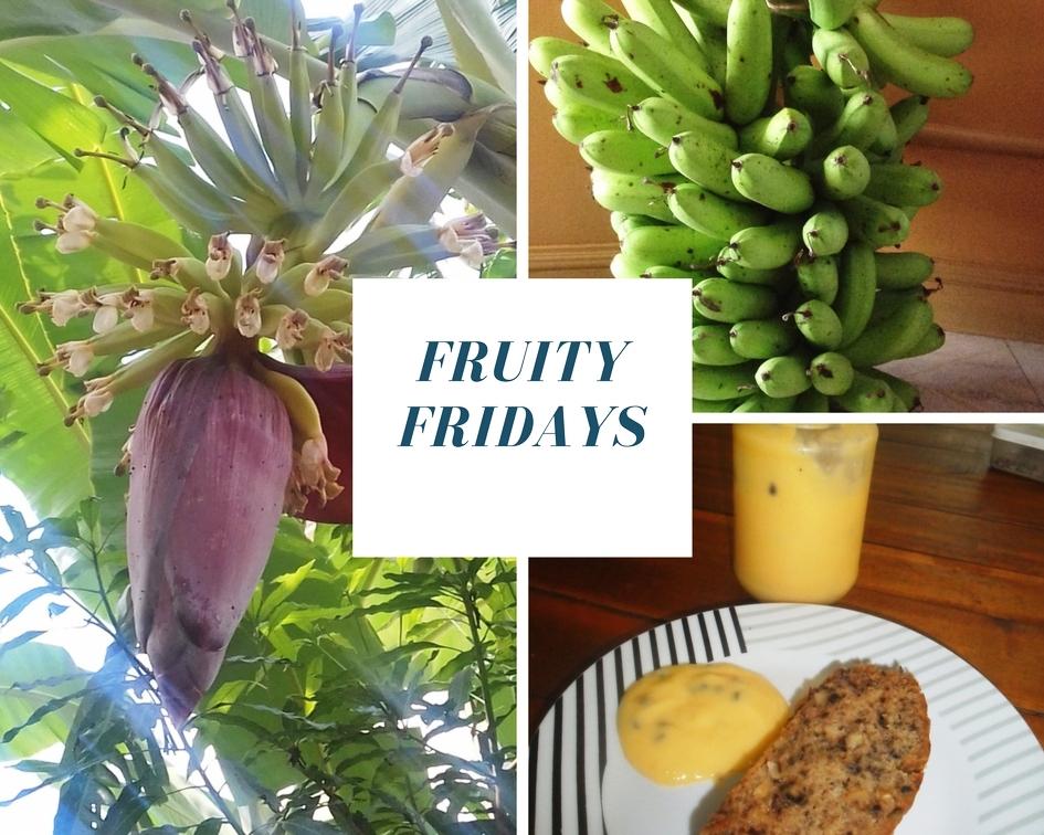 Fruity Fridays Banana