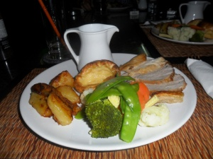 Sunday Roast at SR