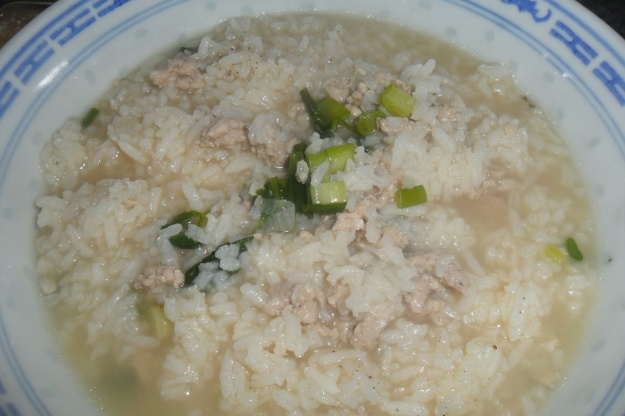 Thai Rice soup