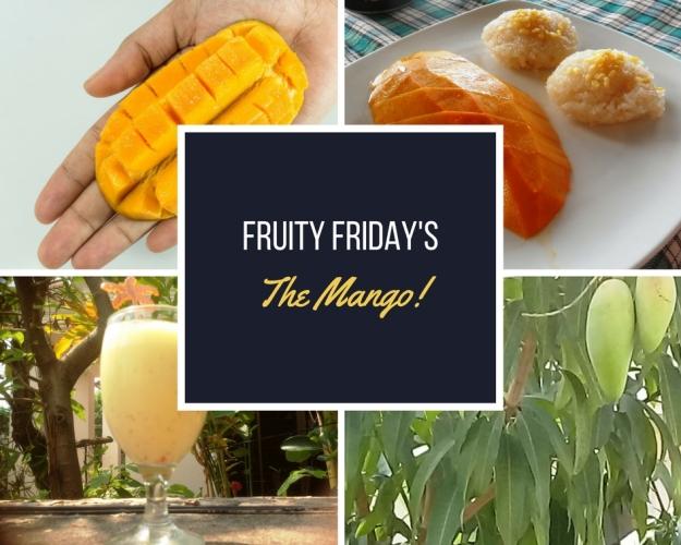 Fruity Fridays 23 March