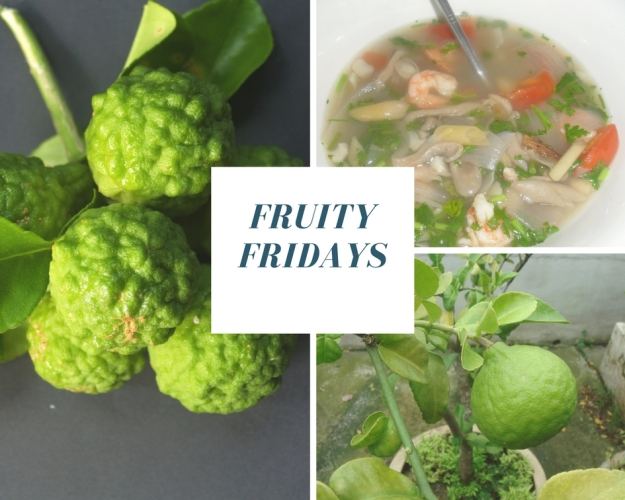 Kaffir Limes fruity Fridays