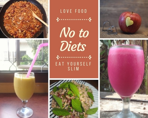 No more diets 20 March