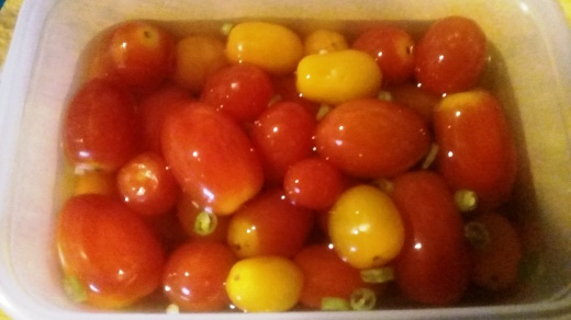 red-yellow-thai style-pickled-tomatoes