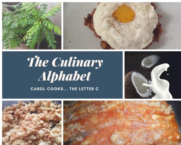 Carol Cooks Letter C