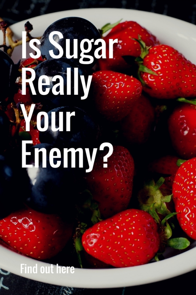 Is Sugar Really Your Enemy_