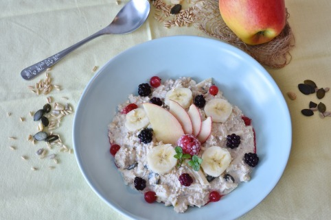 muesli-3186256_1920 porridge fruit