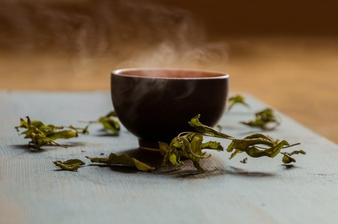 Cup of green tea-1887042_640
