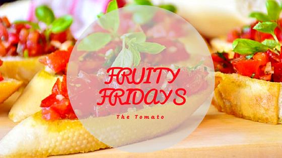 Fruity Fridays bruscheta