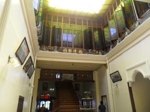 inside banana boutique Penang