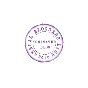Nominated Blog Award
