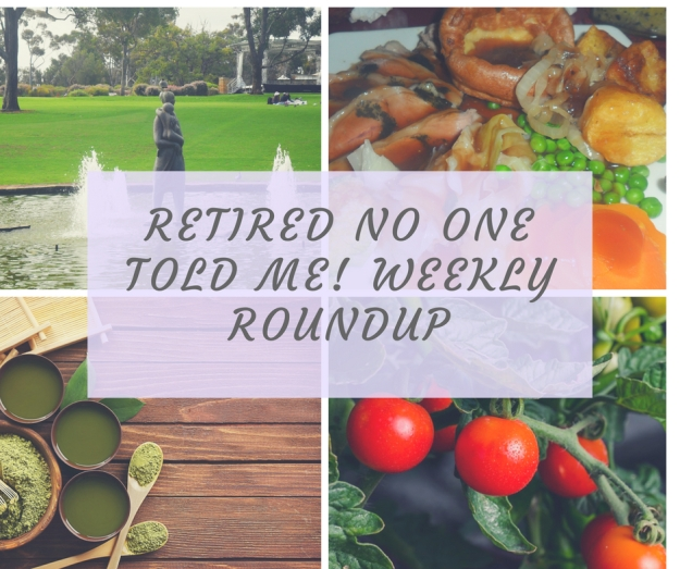 Retired No One Told Me! Weekly roundup