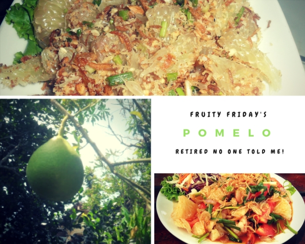 Fruity Friday's Pomelo