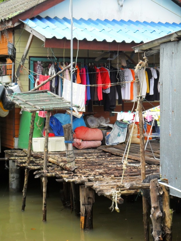 koh panyee washing