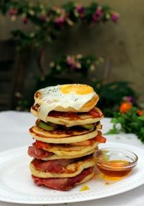 pancake stack US