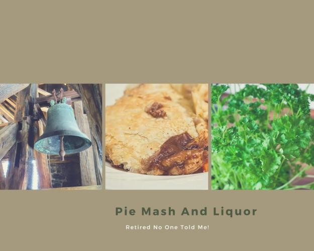pIE mASH AND lIQUOR
