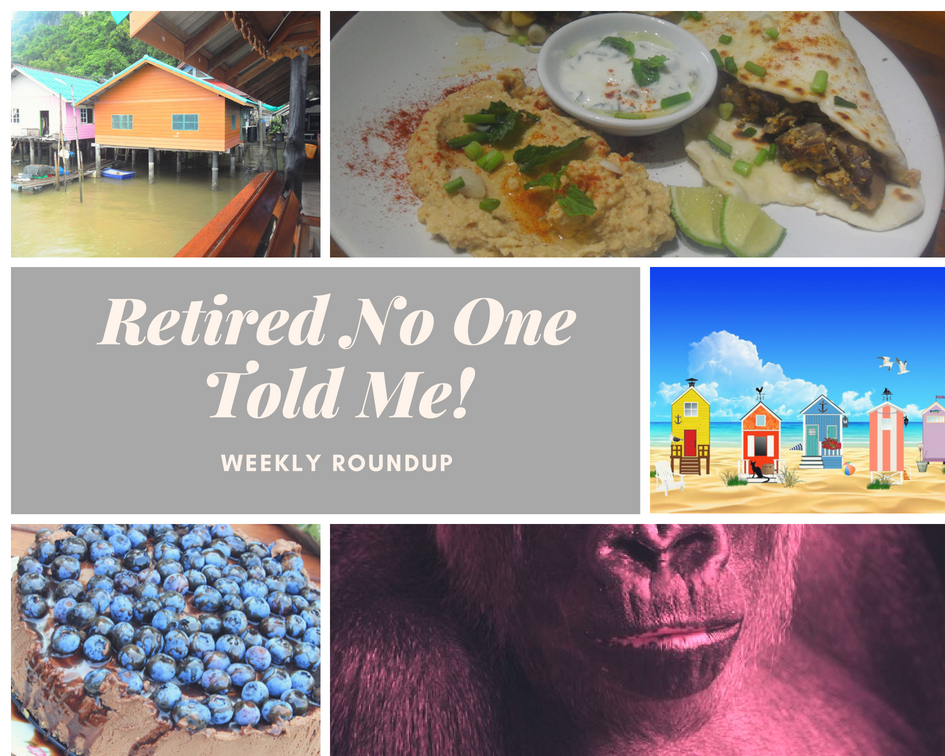Retired No On Told Me! Weekly Roundup