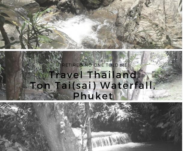 Retired No One Told Me! Ton Tai Waterfall