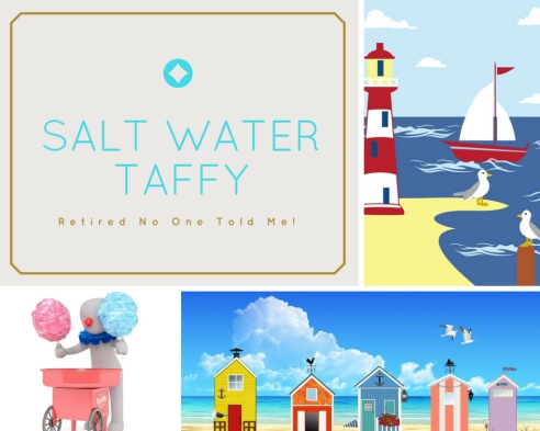 Salt Water Taffy( 3)