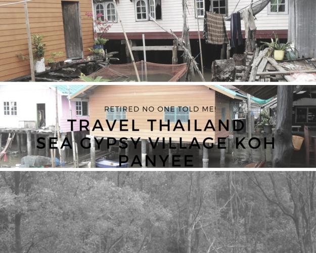 Sea Gypsy Village Koh Panyee