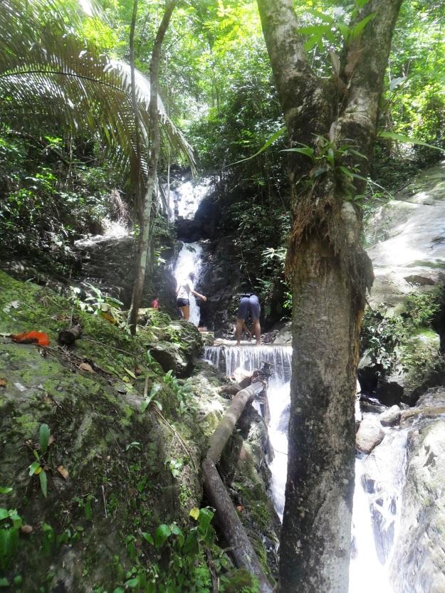 Ton tai waterfall
