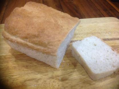 Bread-white-home-baked