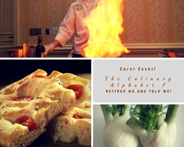 Carol Cook!Culinary Alphabet F