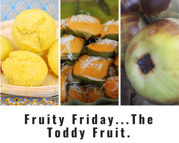 Fruity Friday Toddy Fruit