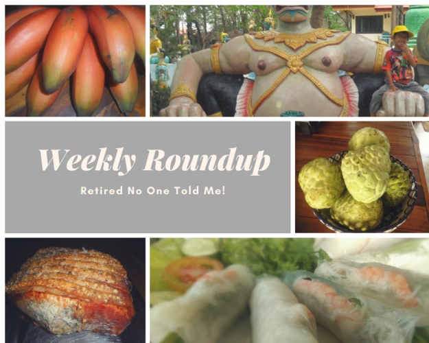 Weekly Roundup 28th July