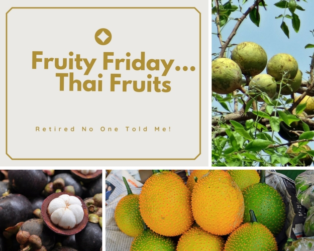 Fruity Friday Thai Fruit