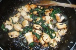Green-chicken-spinach