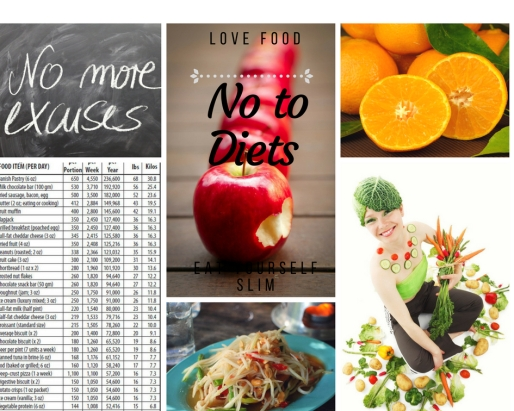 No more...Diets Healthy eating (5)
