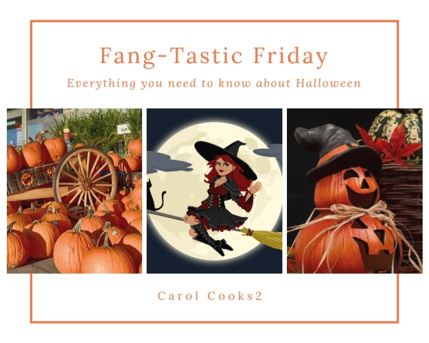 Halloween-Pumpkins- witches-