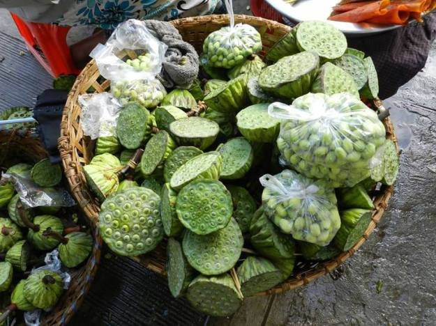 Lotus-seeds-pods-healthy-snacks