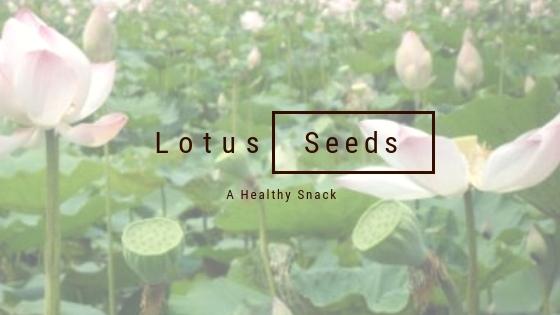 Lotus - seeds- healthy-snacks