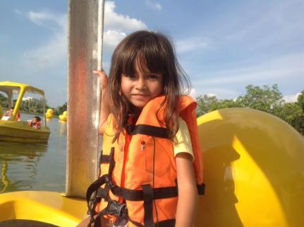 Prajak park udon Thani Thailand
