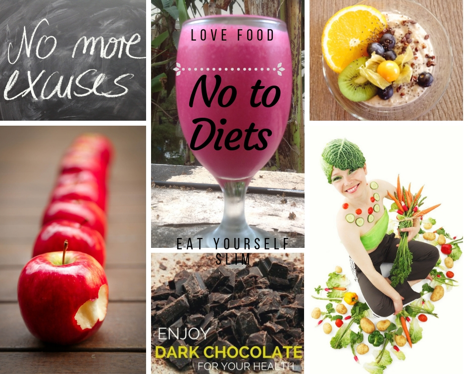 No more...Diets Healthy eating 30th October