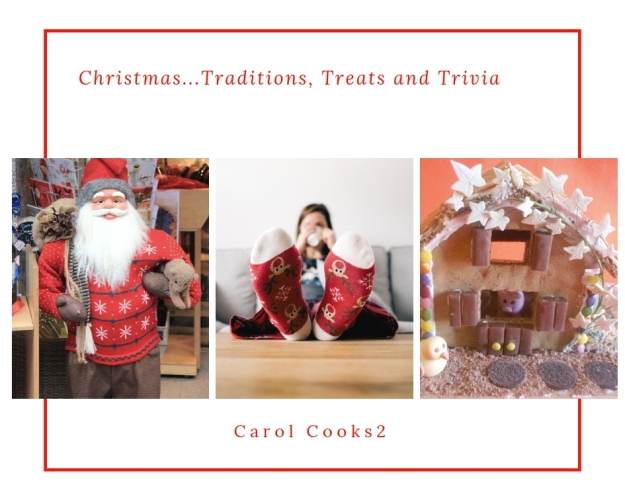 Christmas Treats and Traditions 23rd Nov