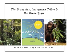Ozone layer Orangutan Indigenous Tribes